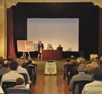 Ataliva: La Sociedad Italiana celebró los 100 años de vida