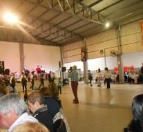 Bella Italia: «Se desarrolló la «Fiesta de la Mamona al Horno 2015»