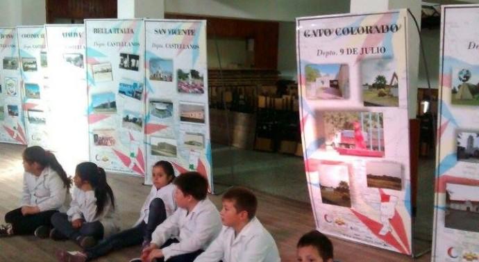 En Sarmiento se expone la Muestra «Imágenes de mi Pueblo»