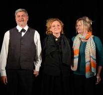 """""""El Teatro y la Historia"""" se presentó en Moisés Ville"""