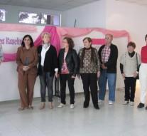 Moisés Ville: Inauguración de la Muestra de Acuarelas de Mónica Kuschnir