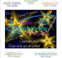 María Juana: Se viene el 24º Festival Folklórico de Año Nuevo