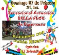 «Carnavales 2016» en Felicia