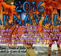 Imponentes Carnavales en Bella Italia