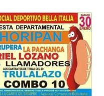 "Llega la 6° ""Fiesta Departamental del Choripan"""