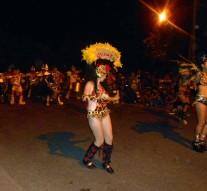 """Se desarrollaron los """"Fabulosos Carnavales"""" en Bella Italia"""