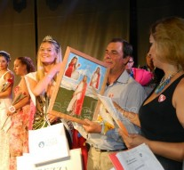 Ataliva: Paula Rúa es la 1ª Reina Nacional del Chorizo Artesanal