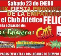 Se prepara la «Fiesta Provincial de la Empanada» en Felicia