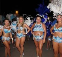 Se desarrollaron los Fabulosos Carnavales Pilarense