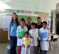 Felicia: Se entregaron los materiales del «Plan Comunal del Lectura»