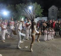 Se llevó a cabo la Segunda Noche de Carnaval en Ataliva