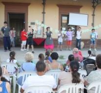 Esperanza: Inicio del Ciclo de Talleres 2016