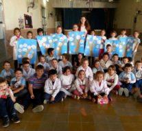 """Felicia: Se conmemoró el """"Día de la Tierra"""" en las Escuelas"""