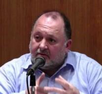 Charla del Dr. Carlos Giordano, ex combatiente de Malvinas