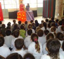 Esperanza: El Cervantes va a la Escuela y la Escuela va al Cervantes