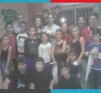 "Se llevó a cabo un ""Curso Intensivo de Folclore"" en María Juana"
