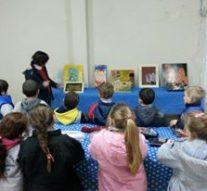 Muestra y Talleres artísticos en la comunidad de Felicia