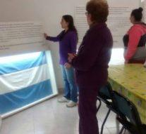 """""""Las Banderas de Belgrano"""" visitaron la localidad de Bauer y Sigel"""