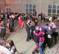 """Se realizó el """"1° Festival Regional de Tango"""" en Santa Clara de Buena Vista"""