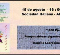 Ataliva inaugura dos muestras en Sociedad Italiana