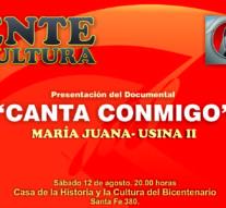 """""""Cantá Conmigo"""" se presentará en la localidad de María Juana"""