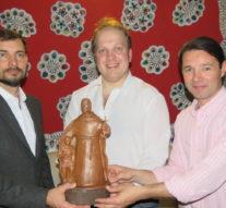 """El premio """"Julio Migno"""" ya se encuentra en la comunidad de Ramona"""