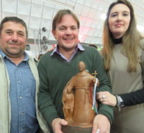 El premio «Julio Migno» llegó a la localidad de Grütly