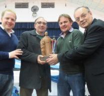 El premio «Julio Migno» visita a la localidad de Ataliva