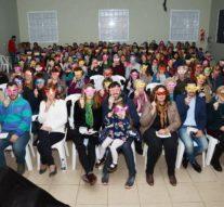 """Ramona: Con total exito se desarrollo el """"Festival de Teatro"""""""