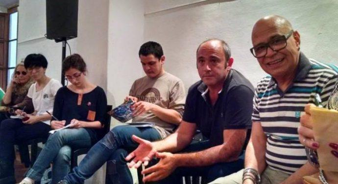 """Historias de Poetas santafesinos"" se expuso en la Feria internacional del Libro de Córdoba"