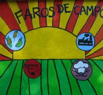 """La comunidad de Ramona ya cuenta con su """"Faro de Campo"""""""