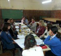 Felicia recibió a los referentes culturales de la Usina II del Ente Cultural Santafesino