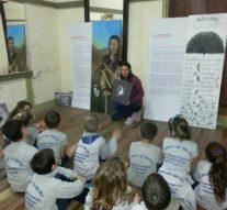 La Muestra «Mujeres 200 años» llegó a la comunidad de Felicia
