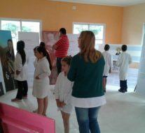 La localidad de La Pelada recibió a la muestra «Mujeres 200 años»