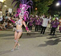 """Ante un gran marco de público, Esperanza cerró su """"Carnaval de la Alegría"""""""