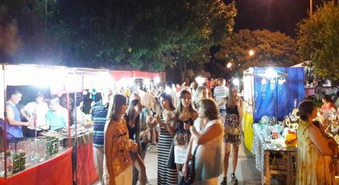 Exitosa Feria de Artesanos en Santa Clara de Buena Vista