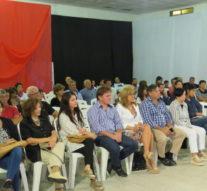 """La Usina II presentó el """"Plan 2017"""" del Ente Cultural Santafesino en Grütly"""