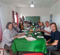 La Usina Cultural II llevó a cabo su reunión mensual en Bella Italia