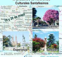 """Este semana llega el """"III Encuentro de Referentes Culturales Santafesinos"""""""