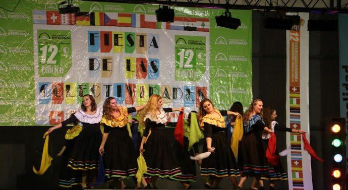 Esperanza: Exito rotundo de la 13 Fiesta de las Colectividades.