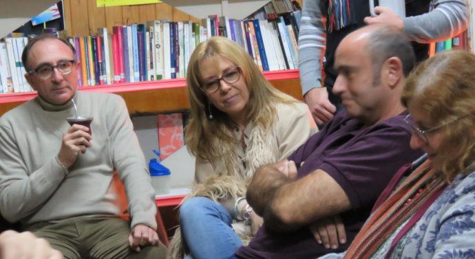 "Ataliva albergó al ciclo de ""Historias de Poetas Santafesinos"""