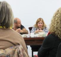 Esperanza abrio sus puertas a la poesia de las «Historias de Poetas Santafesinos»