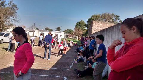 """Con total éxito se desarrollo el """"Torneo Provincial de Bolitas"""" en Sarmiento"""
