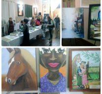 En Pilar se inauguró «Forma y Color» junto a artistas plásticos de la Usina II