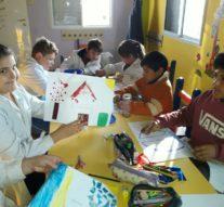 """""""Colores para Jugar"""" ya se desarrolla en la comunidad de Bella Italia"""