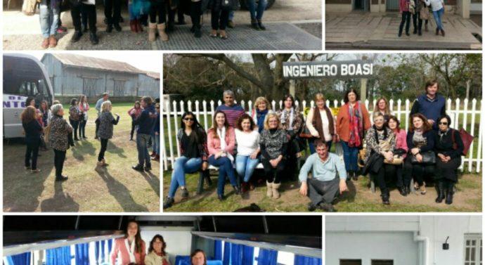 La Usina Cultural II se reunió en la localidad de Sarmiento