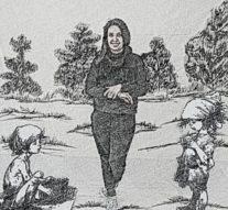 """""""Juan Arancio, paisaje y corazón de Santa Fe"""" visita María Juana"""