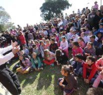 Sarmiento celebra el Día del Niño