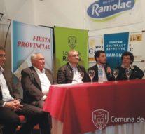 """Ramona: Presentación de la """"XX Fiesta Provincial de los Ravioles"""""""