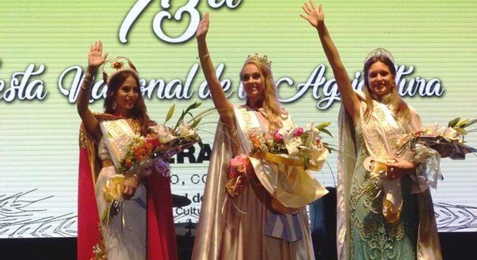 La 73ª° Fiesta Nacional de la Agricultura ya tiene nueva Reina